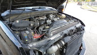 Picture of 2010 Ford F-250 Super Duty Lariat Crew Cab 4WD, engine