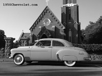 1950 Chevrolet Styleline Overview