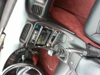 Picture of 1997 Chevrolet Corvette Coupe, interior