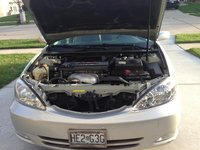 Picture of 2004 Toyota Camry XLE, engine