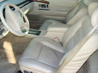 Picture of 2001 Cadillac Eldorado ESC Coupe, interior