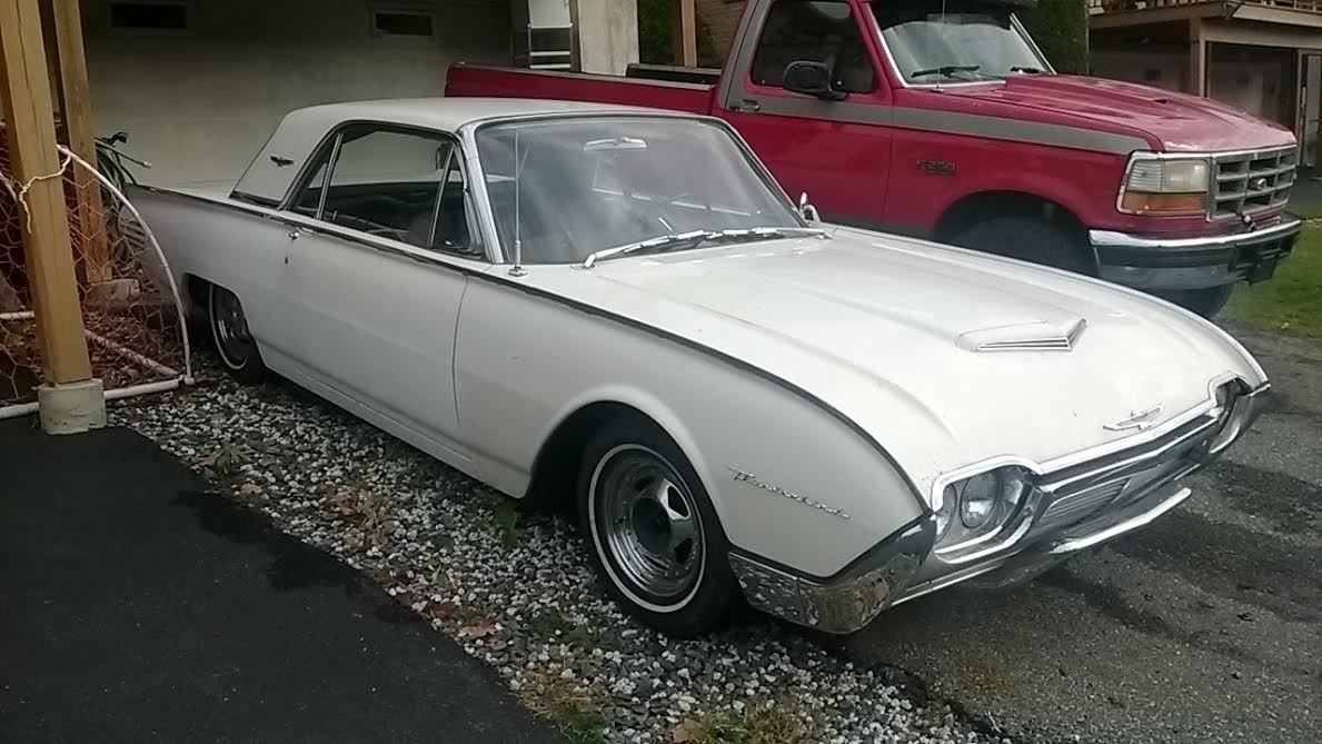 1961 Ford Thunderbird Overview Cargurus
