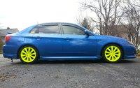 2008 Subaru Impreza WRX Picture Gallery