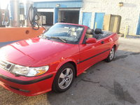 Picture of 2002 Saab 9-3 Viggen Convertible, exterior