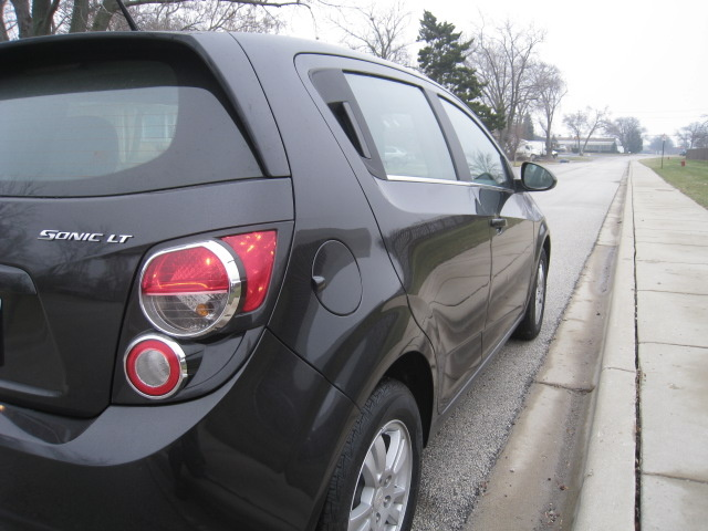 Picture of 2014 Chevrolet Sonic LT Hatchback
