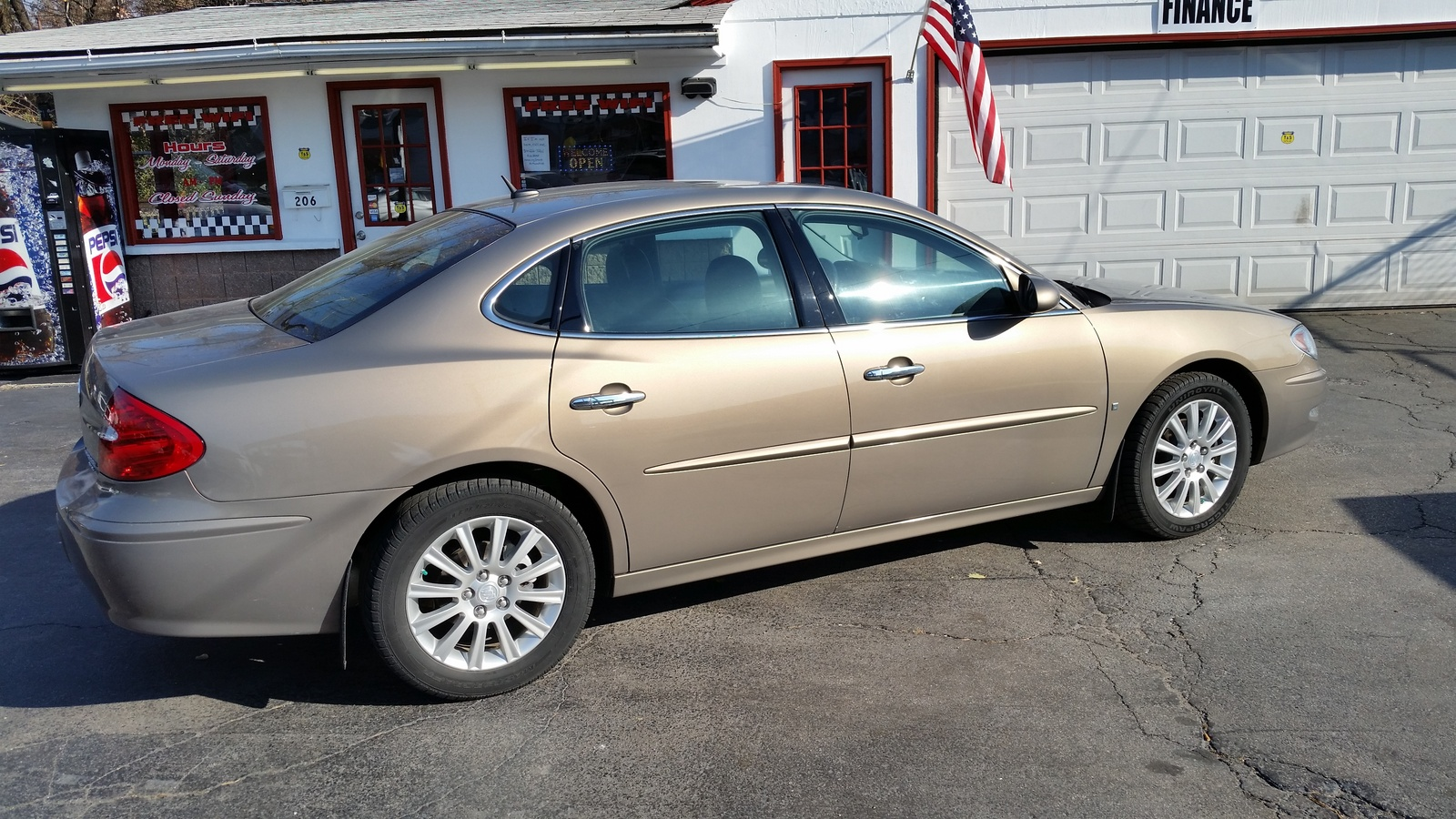 Picture Of 2007 Buick Lacrosse Cxs Exterior