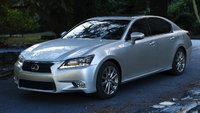 2015 Lexus GS 350, Front-quarter view, exterior, manufacturer, gallery_worthy
