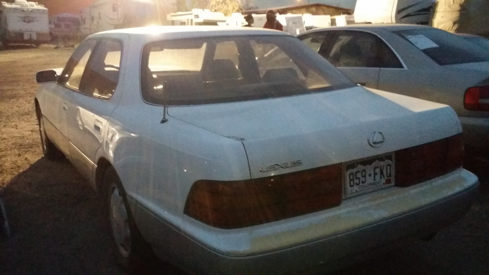 Picture of 1993 Lexus LS 400 Base
