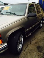 Picture of 1999 Chevrolet Tahoe 4 Dr LT SUV, exterior