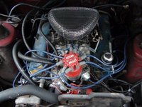 Picture of 1976 Ford Granada, engine
