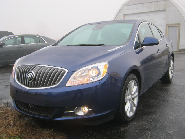 Picture of 2014 Buick Verano Leather