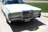 Picture of 1971 Lincoln Continental, exterior