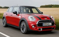2015 MINI Cooper, Front-quarter view, exterior, manufacturer, gallery_worthy