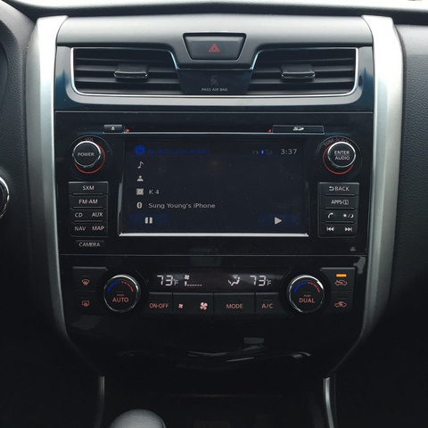 Picture of 2014 Nissan Altima 2.5 SL, interior, gallery_worthy