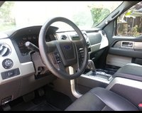 Picture of 2013 Ford F-150 FX4 SuperCrew 5.5ft Bed 4WD, interior