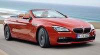 2015 BMW 6 Series, Front-quarter view, exterior, manufacturer, gallery_worthy