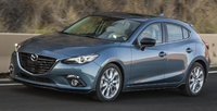 2015 Mazda MAZDA3, Front-quarter view, exterior, manufacturer, gallery_worthy