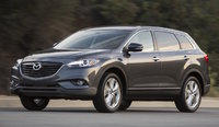 2015 Mazda CX-9, Front-quarter view, exterior, manufacturer, gallery_worthy