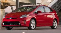 2015 Toyota Prius, Front-quarter view, exterior, manufacturer