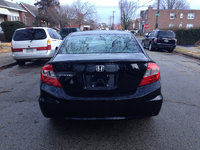 Picture of 2012 Honda Civic EX, exterior