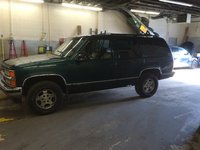 Picture of 1996 Chevrolet Tahoe 4 Dr LS 4WD SUV, exterior
