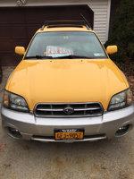 Picture of 2003 Subaru Baja 4 Dr Sport AWD Crew Cab SB, exterior