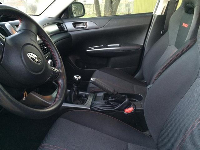 2012 Subaru Impreza Wrx Interior Pictures Cargurus