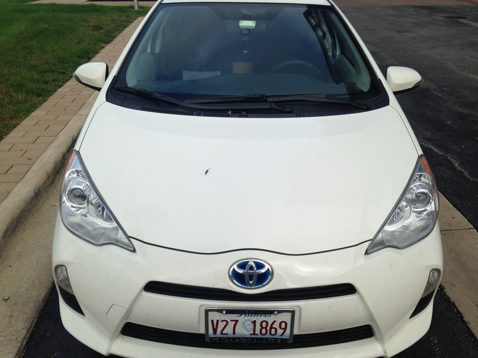 2014 toyota prius v two for sale cargurus autos post. Black Bedroom Furniture Sets. Home Design Ideas