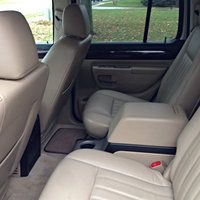 Picture of 2005 Lincoln Aviator 4 Dr STD AWD SUV, interior