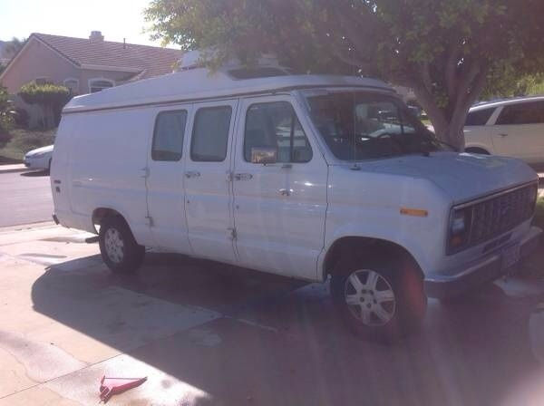 Picture of 1991 Ford E-150 Econoline Ext