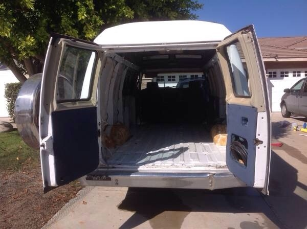 Picture of 1991 Ford E-150 Econoline Ext, interior, gallery_worthy