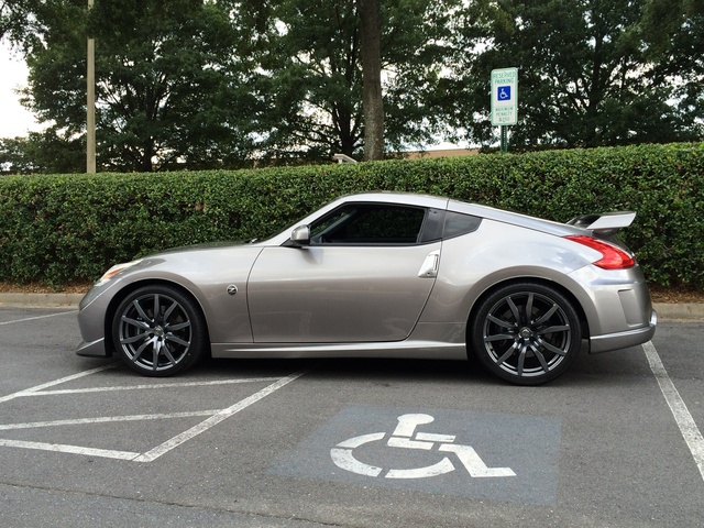 Picture Of 2009 Nissan 370Z NISMO, Exterior, Gallery_worthy