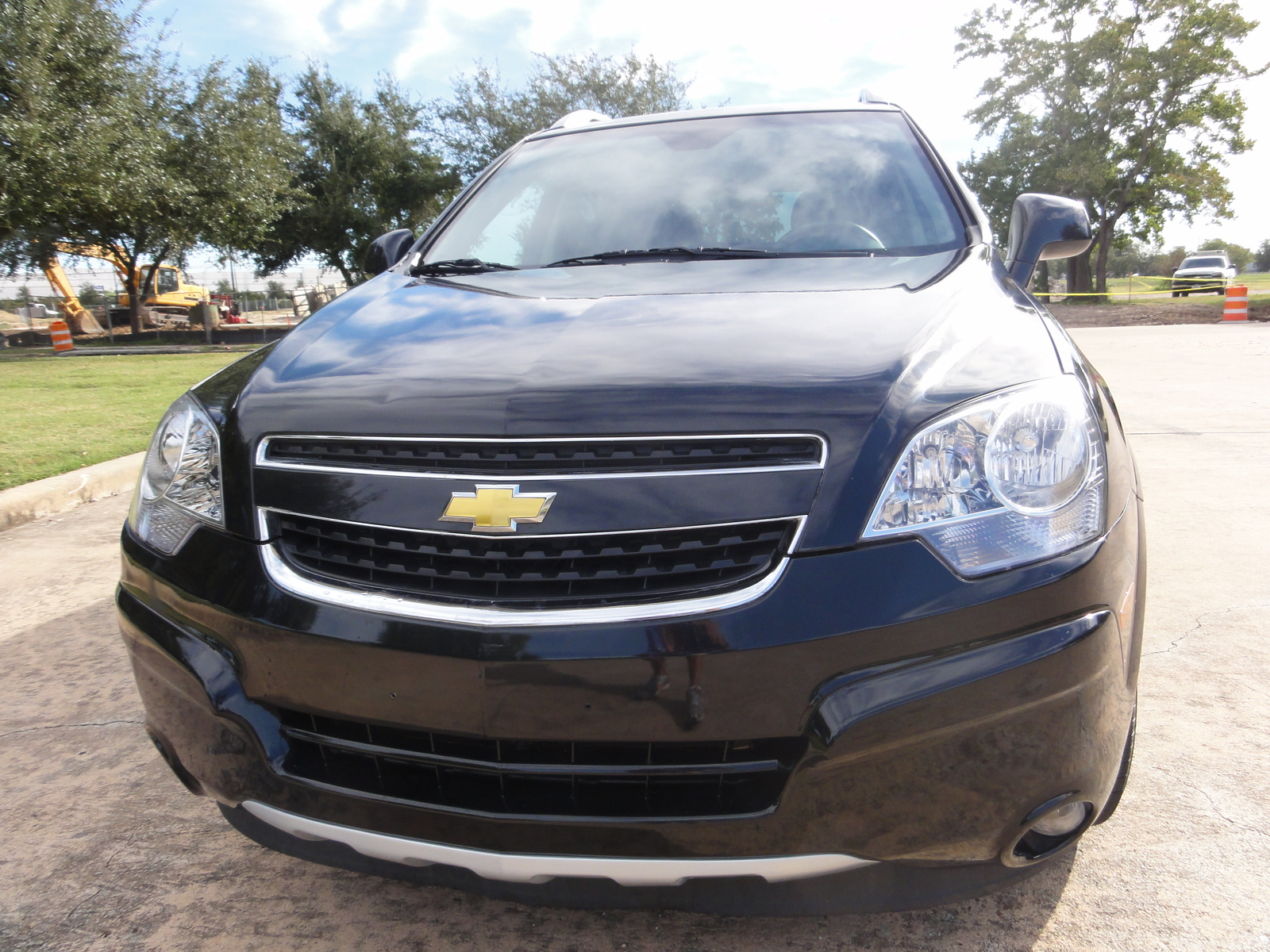 picture of 2014 chevrolet captiva sport lt exterior. Cars Review. Best American Auto & Cars Review