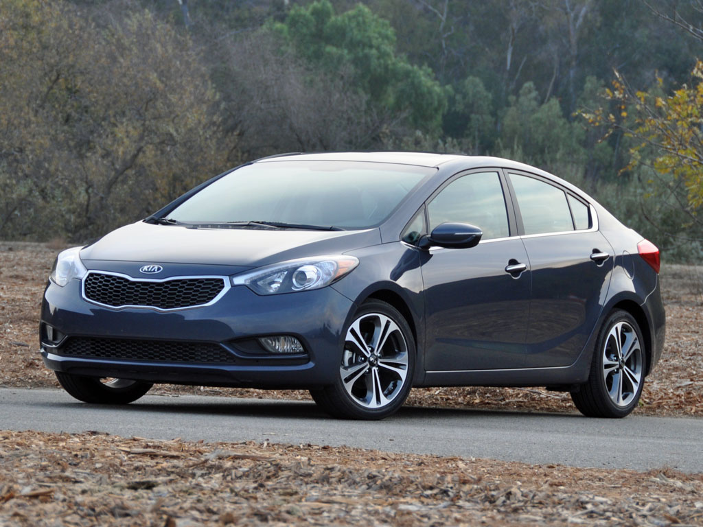 2015 Kia Forte Test Drive Review Cargurus