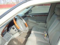 Picture of 2005 Cadillac DeVille DHS, interior, gallery_worthy