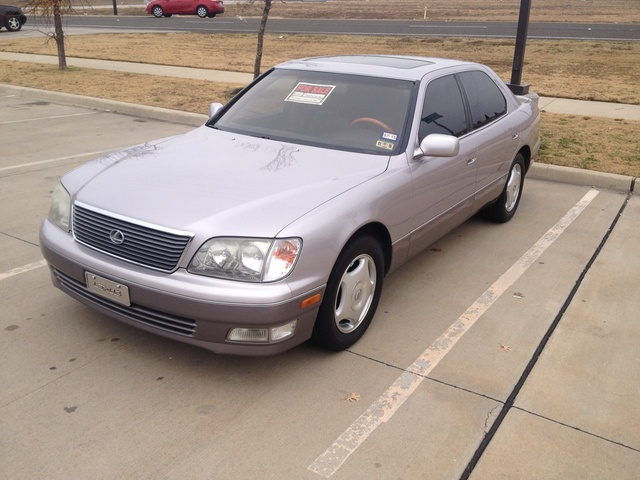 Picture of 1999 Lexus LS 400