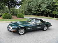 1992 Jaguar XJ-S Overview