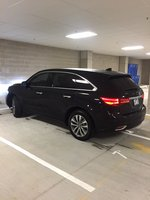 Picture of 2014 Acura MDX AWD Tech Package, exterior