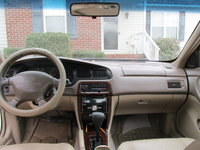 Picture of 1998 Nissan Altima GLE, interior