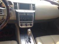 Picture of 2003 Nissan Murano SL, interior