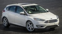 2015 Ford Focus, Front-quarter view, exterior, manufacturer