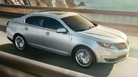 2014 Lincoln MKS Picture Gallery
