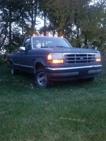 Picture of 1992 Ford F-150 XLT Lariat 4WD LB, exterior