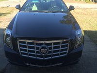 Picture of 2012 Cadillac CTS Coupe Base AWD, exterior