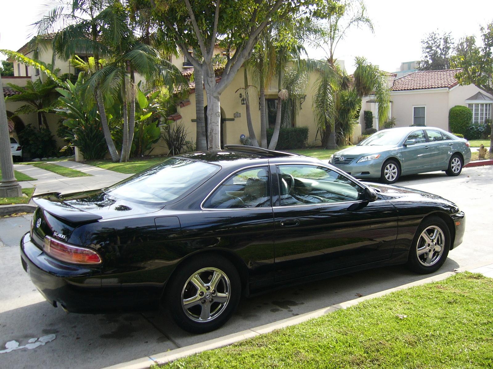 Picture of 1998 Lexus SC 400 Base