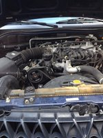 Picture of 2003 Mitsubishi Montero Sport LS, engine