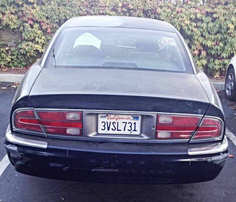 Picture of 1997 Buick Park Avenue 4 Dr Base Sedan, exterior