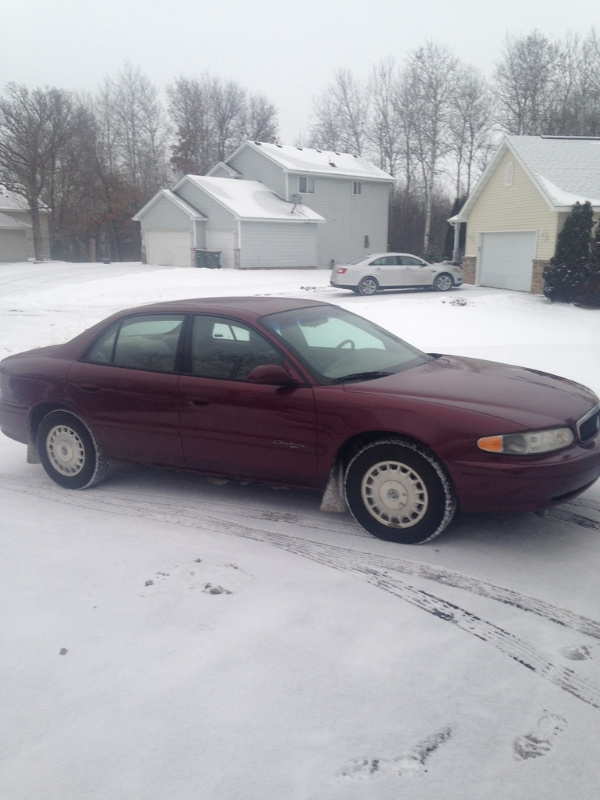 Picture of 2000 Buick Century Custom