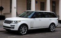 2015 Land Rover Range Rover Overview