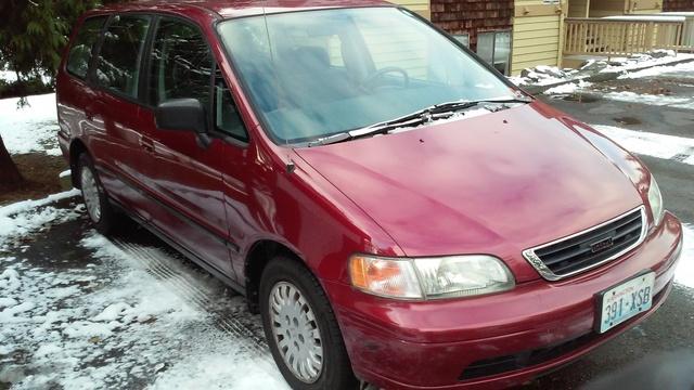 Picture of 1996 Isuzu Oasis 4 Dr S Passenger Van, exterior